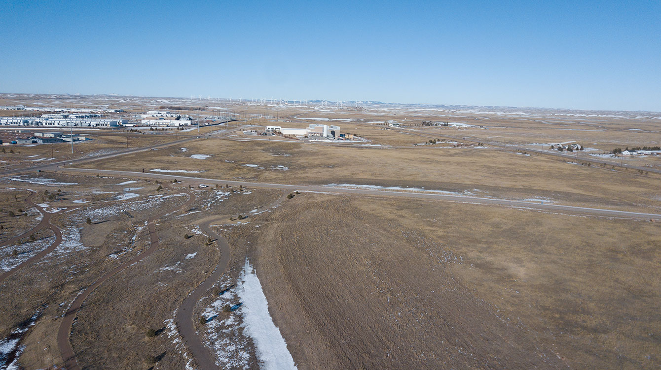 Cheyenne Wyoming - North Range Business Park